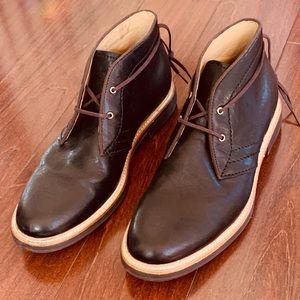 UGG Dagmann Leather Boots 9.5 Men